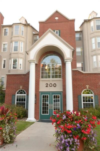 Condo/Townhouse Active Under Contract: 200 Fox Hollow Drive #307