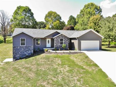 Zanesville Single Family Home Active Under Contract: 5140 Pine Valley Drive