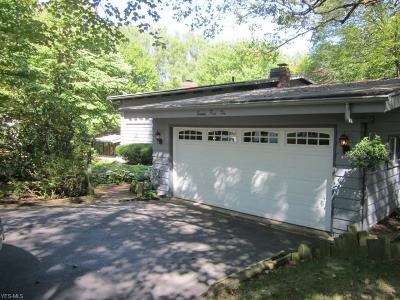 Kent Single Family Home For Sale: 7510 Skyview Drive