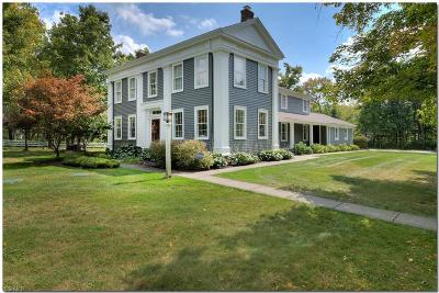 Hudson Single Family Home For Sale: 1410 E Hines Hill Road