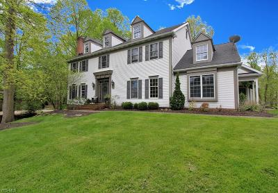 Hudson Single Family Home For Sale: 2110 Samson Circle