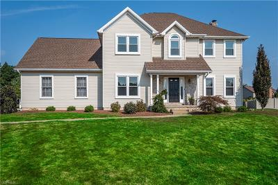 Boardman Single Family Home For Sale: 8010 Hunters Cove