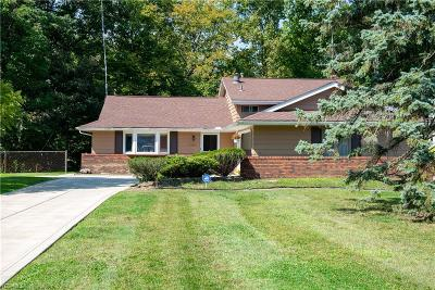 Strongsville OH Single Family Home For Sale: $180,000
