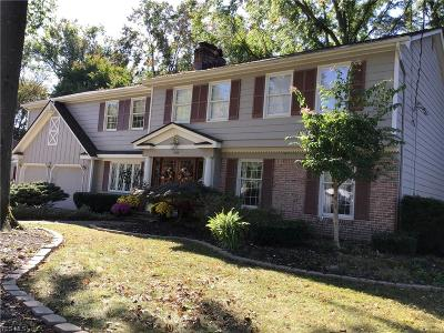 Boardman Single Family Home For Sale: 7986 Spartan Drive