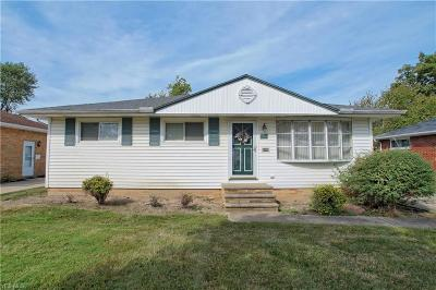 Single Family Home For Sale: 1302 Bonnie Lane