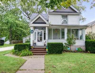 Lake County Single Family Home Active Under Contract: 214 Plum Street