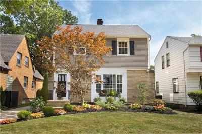 Cleveland OH Single Family Home For Sale: $209,000