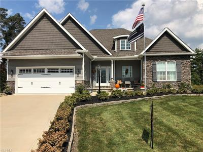 Strongsville OH Single Family Home For Sale: $529,000
