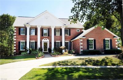 Strongsville OH Single Family Home For Sale: $415,000