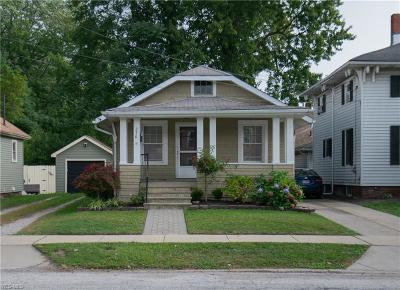 Painesville OH Single Family Home For Sale: $80,000