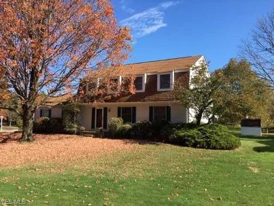 Hudson Single Family Home For Sale: 6011 Brewster Drive