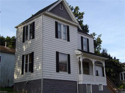Zanesville Single Family Home For Sale: 470 Forest Avenue