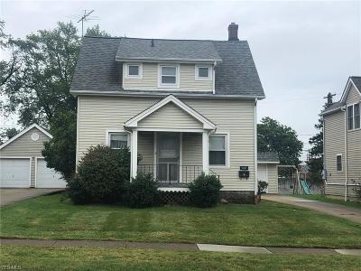 Single Family Home For Sale: 1457 Iroquois Avenue
