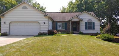 Strongsville OH Single Family Home For Sale: $244,900