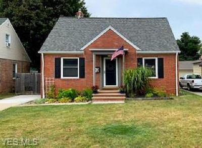 Willowick Single Family Home Active Under Contract: 403 E 328th Street