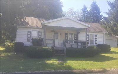 Byesville Single Family Home Active Under Contract: 10140 Washington Street