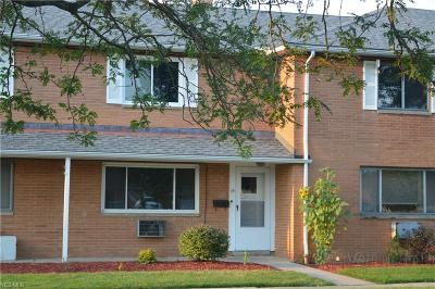 Twinsburg Condo/Townhouse For Sale: 2472 Warren Parkway #19