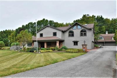Single Family Home For Sale: 14610 Westwood Drive