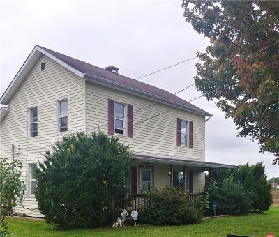Lake County Single Family Home For Sale: 3368 S County Line Road