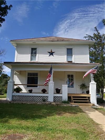 Zanesville Single Family Home For Sale: 2575 Sonora Road