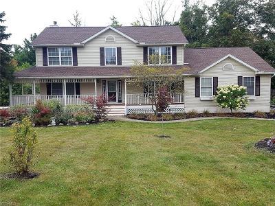Medina County Single Family Home For Sale: 4500 Fenn Road