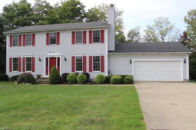 Beachwood, Chagrin Falls, Lyndhurst, Seven Hills, Solon, Aurora, Hudson, Kent, Reminderville, Sagamore Hills, Twinsburg Single Family Home For Sale: 1818 Barlow Road
