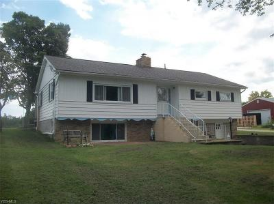 Lake County Single Family Home For Sale: 4223 Bates Road