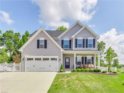 Single Family Home For Sale: 4643 Pebble Creek Court