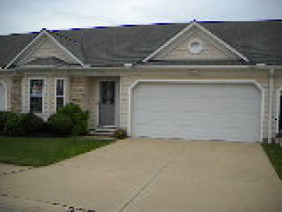Painesville OH Condo/Townhouse For Sale: $159,900
