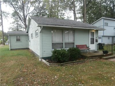 Willowick Single Family Home For Sale: 428 E 319th Street