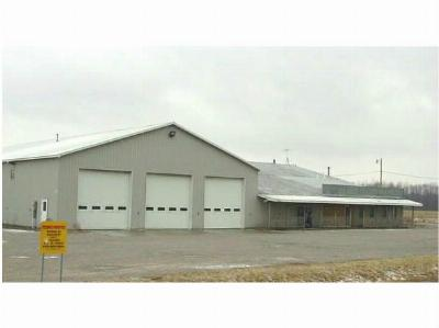 Pioneer OH Commercial For Sale: $399,000