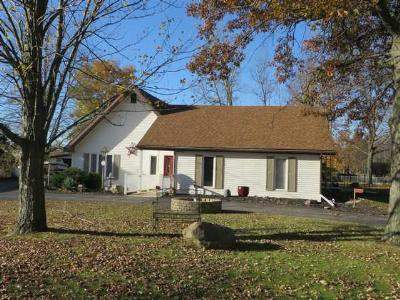 Single Family Home Sold: 10383 Bailey Rd