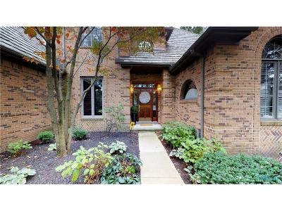 Perrysburg Single Family Home For Sale: 29624 Durham Drive