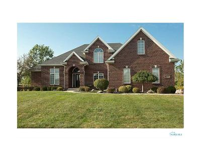 Maumee Single Family Home For Sale: 8000 Quarry Road