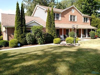 Monclova Single Family Home For Sale: 9860 Monclova Road