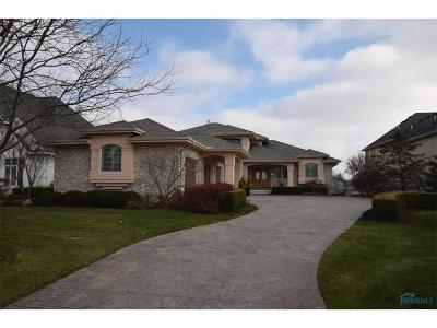 Maumee Single Family Home For Sale: 3121 Deep Water Lane
