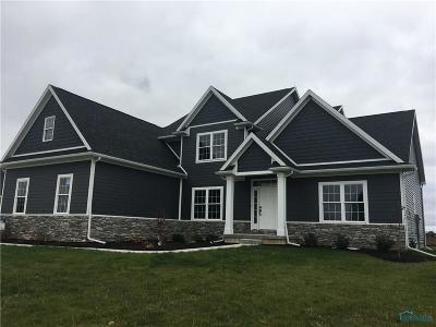 Perrysburg Single Family Home For Sale: 15589 John F McCarthy Way