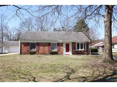 Sylvania Single Family Home For Sale: 4931 Brinthaven Drive