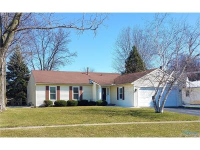 Sylvania OH Single Family Home Sold: $174,900