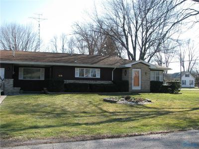Swanton OH Single Family Home Sold: $129,900