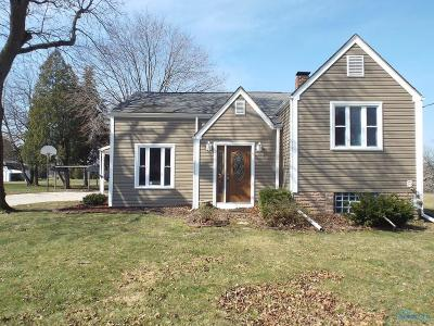 Northwood Single Family Home For Sale: 1528 Owen Road