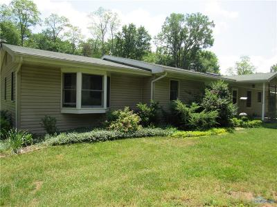 Swanton Single Family Home For Sale: 5176 County Road 2