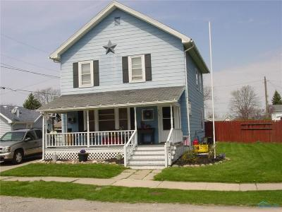 Bryan OH Single Family Home Contingent: $94,000