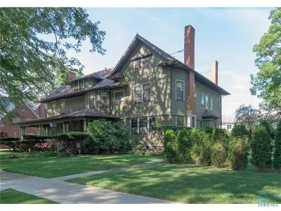 Toledo Single Family Home Contingent: 2025 Scottwood Avenue