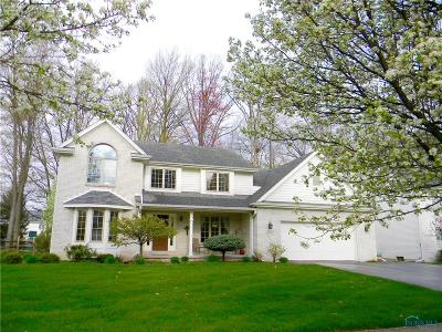 Maumee Single Family Home For Sale: 2962 Estuary Place