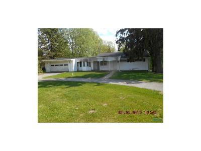 Swanton Single Family Home Contingent: 2699 County Road Ef Road