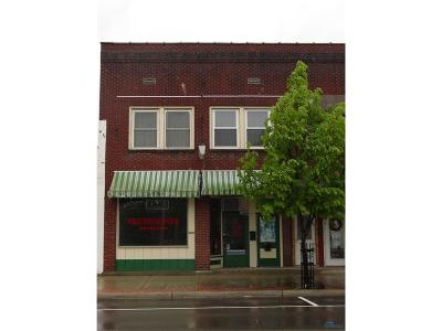 Montpelier OH Commercial For Sale: $47,500