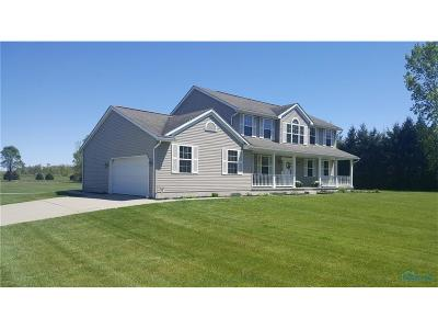 Swanton Single Family Home For Sale: 1830 County Road 3