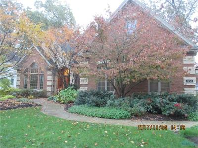 Maumee Single Family Home For Sale: 7757 Forest Creek Court