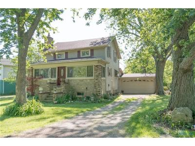 Curtice Single Family Home For Sale: 642 Temple Road